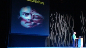 DAVID ICKE conferencia Barcelona